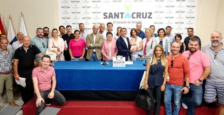 Degusta Santa Cruz, una iniciativa que aglutina a 80 locales con el fin de fortalecer la capital isleña como destino gastronómico