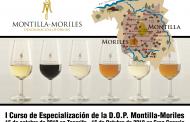 """Cursos de """"Especialización de vinos de la D.O.P. Montilla-Moriles"""", en Tenerife el 15 de Octubre de 2018 y en Gran Canaria el 16 de Octubre de 2018"""