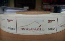 La DOP Valle de La Orotava presenta su nueva contra-etiqueta, sello de calidad de sus vinos