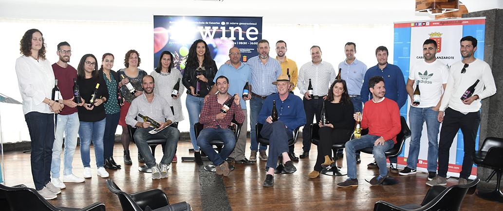 Los jóvenes bodegueros de Canarias, dignifican el sector vitivinícola