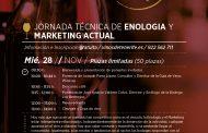 Jornada Técnica de Enología y marketing de actualidad. SEMANA DE SAN ANDRÉS 2018