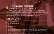 Curso -Los vinos de Tenerife. Conócelos y valóralos. Aproximación a su historia-, en la Casa del Vino de Tenerife