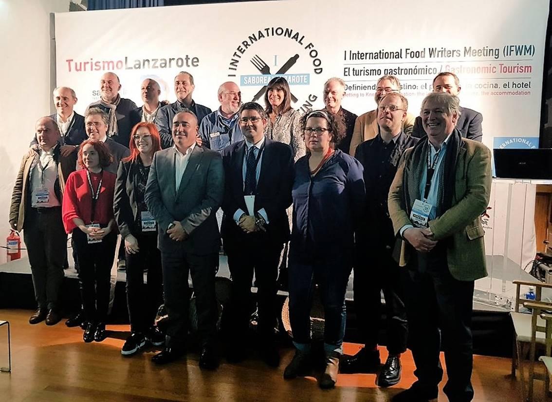 La conservación de la diversidad de cada territorio, la expresión del producto local y su singularidad, claves del destino turístico gastronómico en el I IFWM '18 Lanzarote