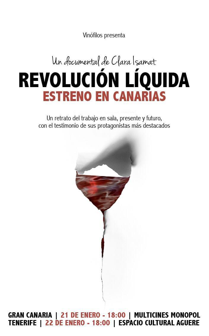 El documental 'Revolución Líquida' se estrena en Canarias