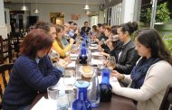 Santa Úrsula acoge el curso avanzado de análisis sensorial de vinos de la Universidad de La Laguna