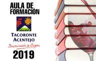 AULA DE FORMACIÓN TACORONTE-ACENTEJO 2019