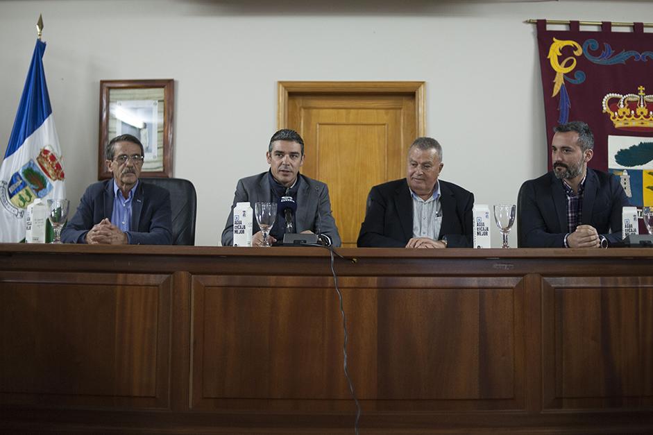 Once establecimientos participan en la segunda edición de la Feria de La Tapa Herreña