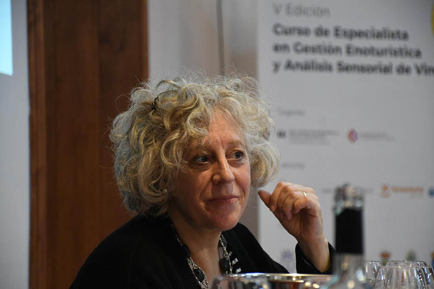 La Universidad de La Laguna recibe a la master of wine Elizabeth Gabay