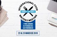 Lanzarote, sede del I Foro Canario de Periodismo Gastronómico, los próximos 22 y 23 de marzo