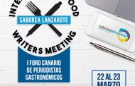 Lanzarote acoge esta semana el I Foro Canario para la reflexión sobre La gestión del destino gastronómico con periodistas de todas las islas