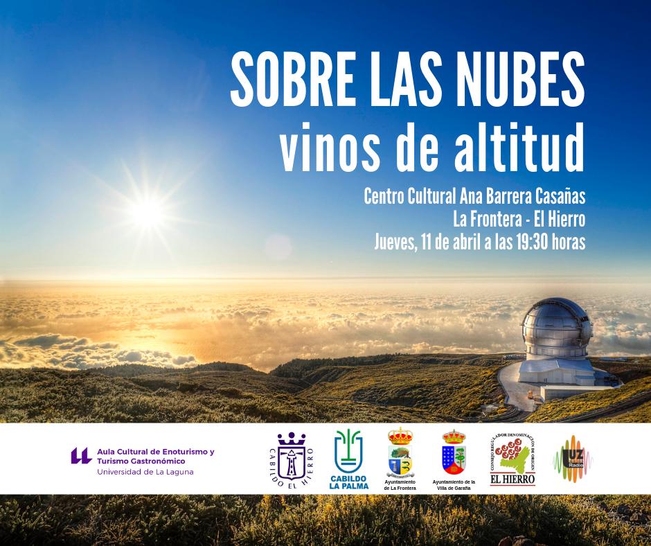 La Universidad de La Laguna acerca La Palma y El Hierro a través del vino