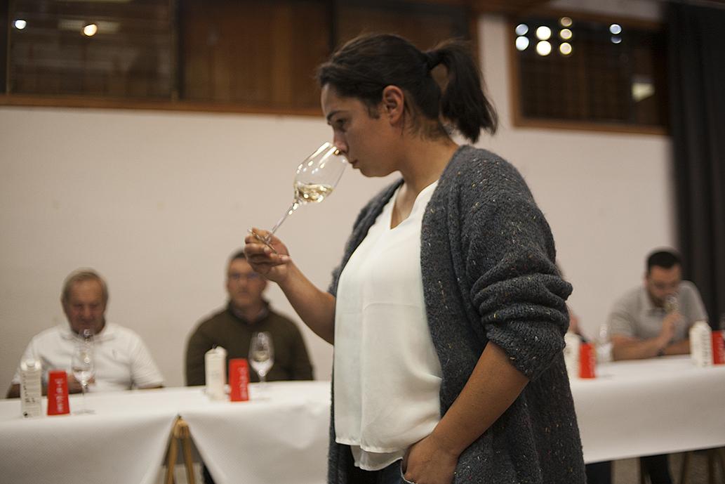 """Patricia Perdomo, de Bodegas Perdomo - Piedra Jurada, en La Palma,  """"no confiamos en que nuestra comarca tenga calidad como otras zonas de la isla"""""""