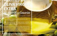 Taller de Cata de Aceites de Oliva Virgen Extra de Tenerife y Canarias