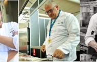 La Consejería de Agricultura, Ganadería, Pesca y Aguas del Gobierno de Canarias presenta una muestra de la Nueva Cocina Canaria, sus quesos y sus vinos premiados en un cóctel en el hotel Orfila de Madrid