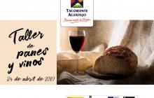 TALLER DE PANES Y VINOS EN TACORONTE-ACENTEJO