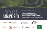 Inauguración del XVII Simposium Nacional de Viticultura Heroica o de Montaña