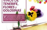 Taller de Cata de Vinos de Tenerife, flores y golosinas