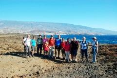 Grupo-de-Montañeros-de-Nivaria-en-Punta-de-Abona