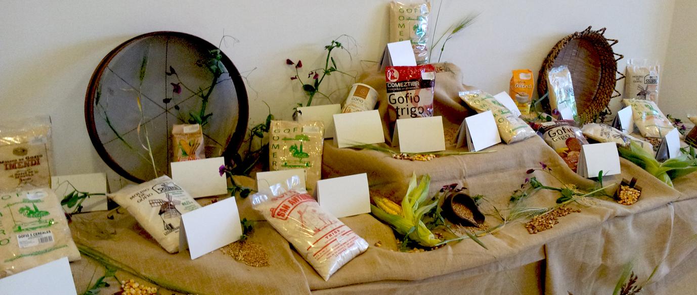 Primer Concurso Oficial de Gofios Agrocanarias 2015
