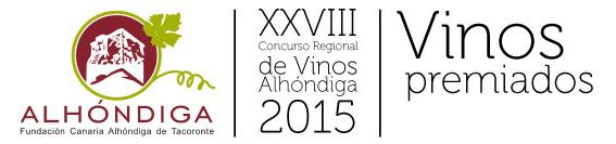 XXVIII Concurso Regional de Vinos Alhóndiga 2015