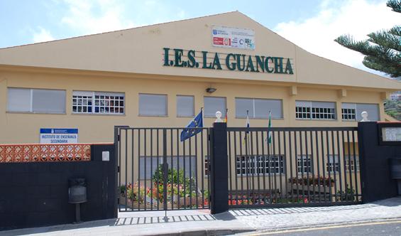 Enseñanzas: Ciclo Superior de Vitivinicultura. IES La Guancha