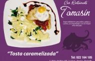 Bar Restaurante Tomasín, ganador de la V Ruta de la Tapa de Fasnia
