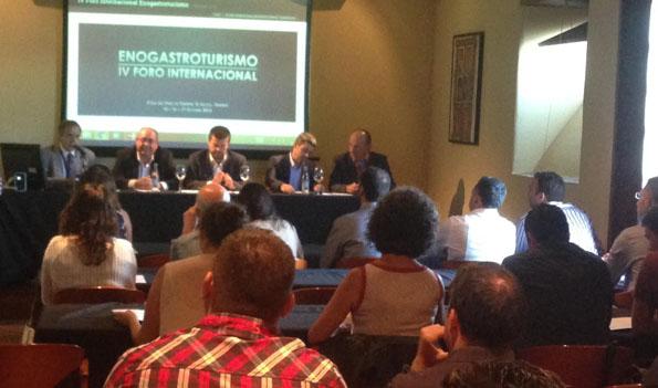 Éxito del IV Foro Internacional de Enogastroturismo en Tenerife