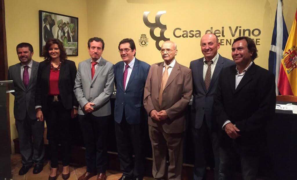 Entrega de premios Enogastronomía Tenerife 2015