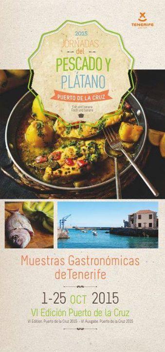 Clausura de la Muestras Gastronómicas de Tenerife en el Puerto de La Cruz