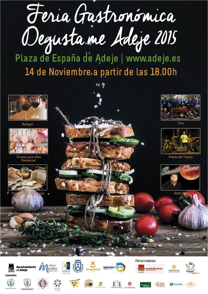Los vinos de la D.O. Abona estarán presentes en la Feria Gastronómica de Adeje.