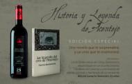 """Un vino para leer y un libro para beber: Balcón Canario y """"La Leyenda del oro deAcentejo"""""""
