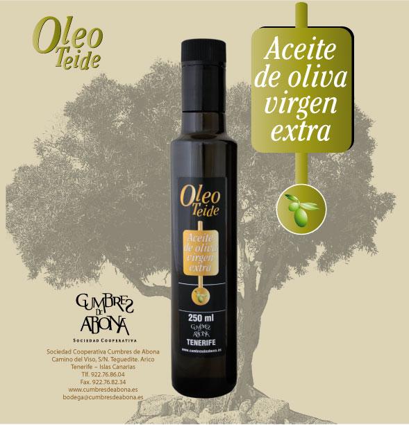 Oleo Teide, mejor aceite de Canarias 2015
