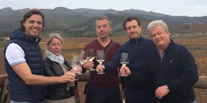 El Cabildo promociona el vino de Tenerife por todo el mundo