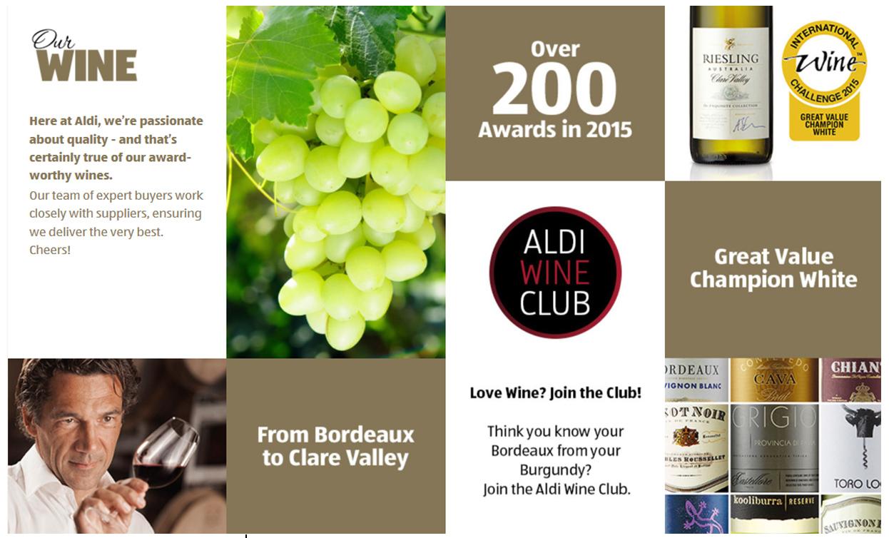 Probando, probando… Las cadenas de descuento duro testando el comercio online de vinos