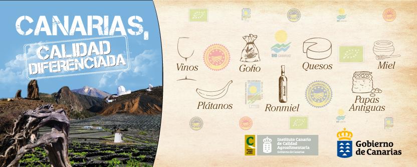 Los productos canarios con sellos de calidad, atractivo turístico en FITUR