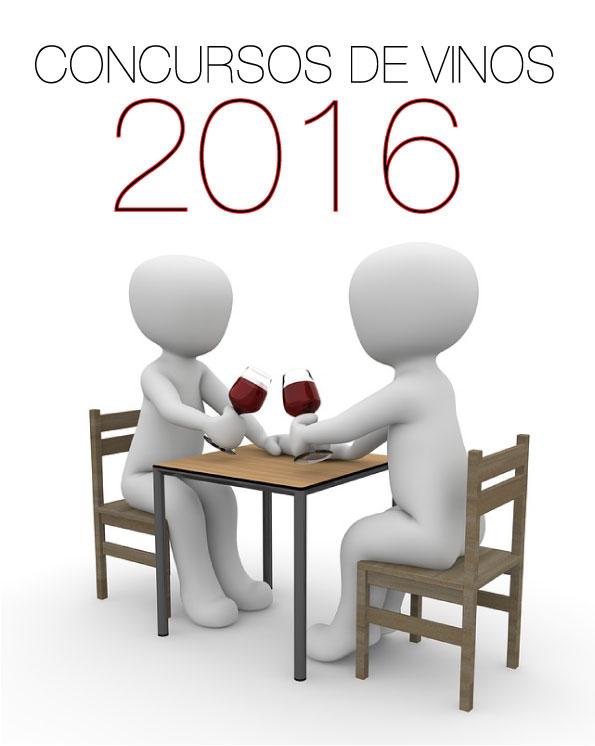 Fama para los vinos. Concursos 2016
