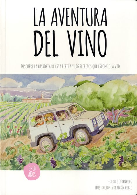 Libro recomendado:  La Aventura del Vino
