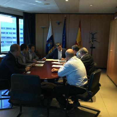 Cervim y el Gobierno de Canarias firman un acuerdo para la promoción, divulgación y desarrollo de la viticultura y los vinos de nuestras islas