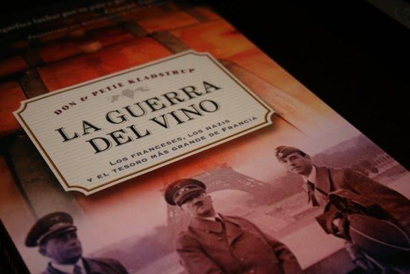Libro recomendado: La Guerra del Vino, de Don Kladstrup, Petie Kladstrup