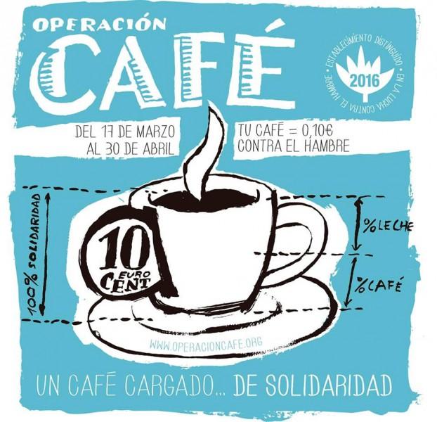 La Operación Café busca cafeterías solidarias en Canarias