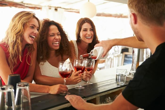 Los jóvenes y el vino, una historia americana