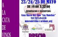 Curso de Iniciación a la Cata, en la Casa Museo del Vino Las Manchas. La Palma mayo 2016