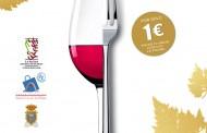 Tapas o degustación de vinos con Denominación de Origen La Palma por tan solo un euro