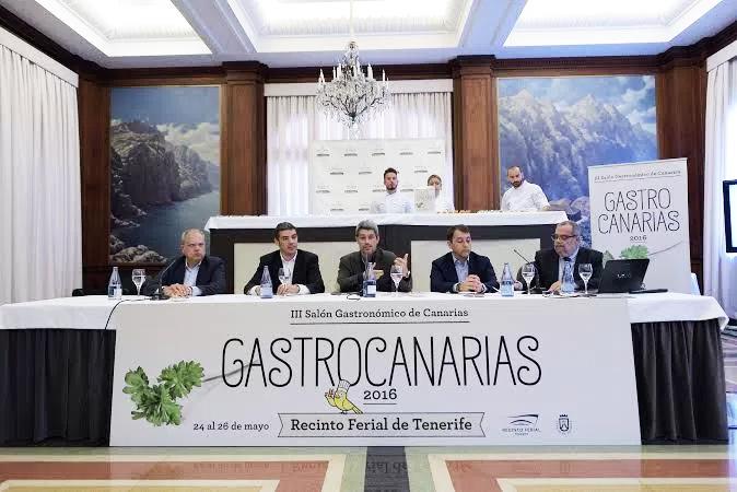 El berro definirá al mejor cocinero de la tercera edición deGastrocanarias