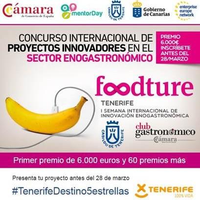 Foodture, Concurso internacional de proyectos innovadores en el sector gastronómico
