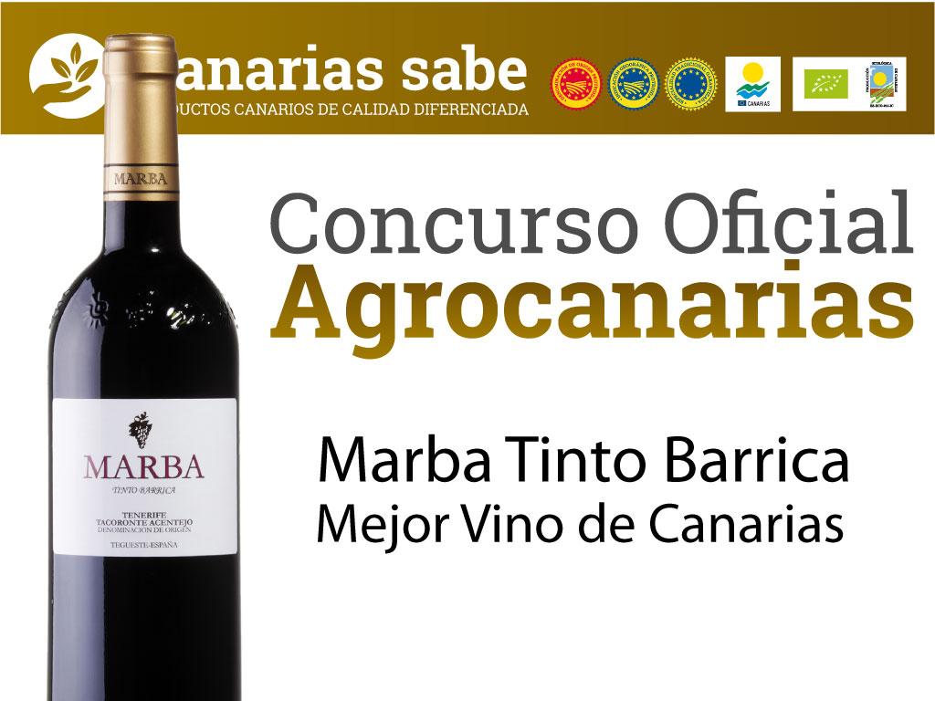 Ya están los premios del Concurso Oficial de Vinos Agrocanarias 2016