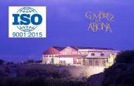 Lloyd's Registrer LRQA certifica a la Bodega Cumbres de Abona con la nueva norma ISO 9001:2015