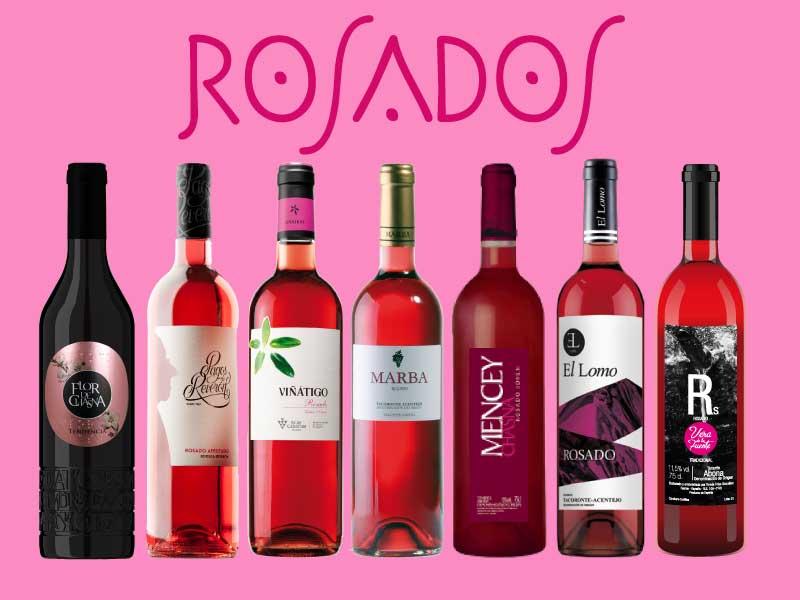 Los vinos rosados empiezan a ser tendencia en el mundo
