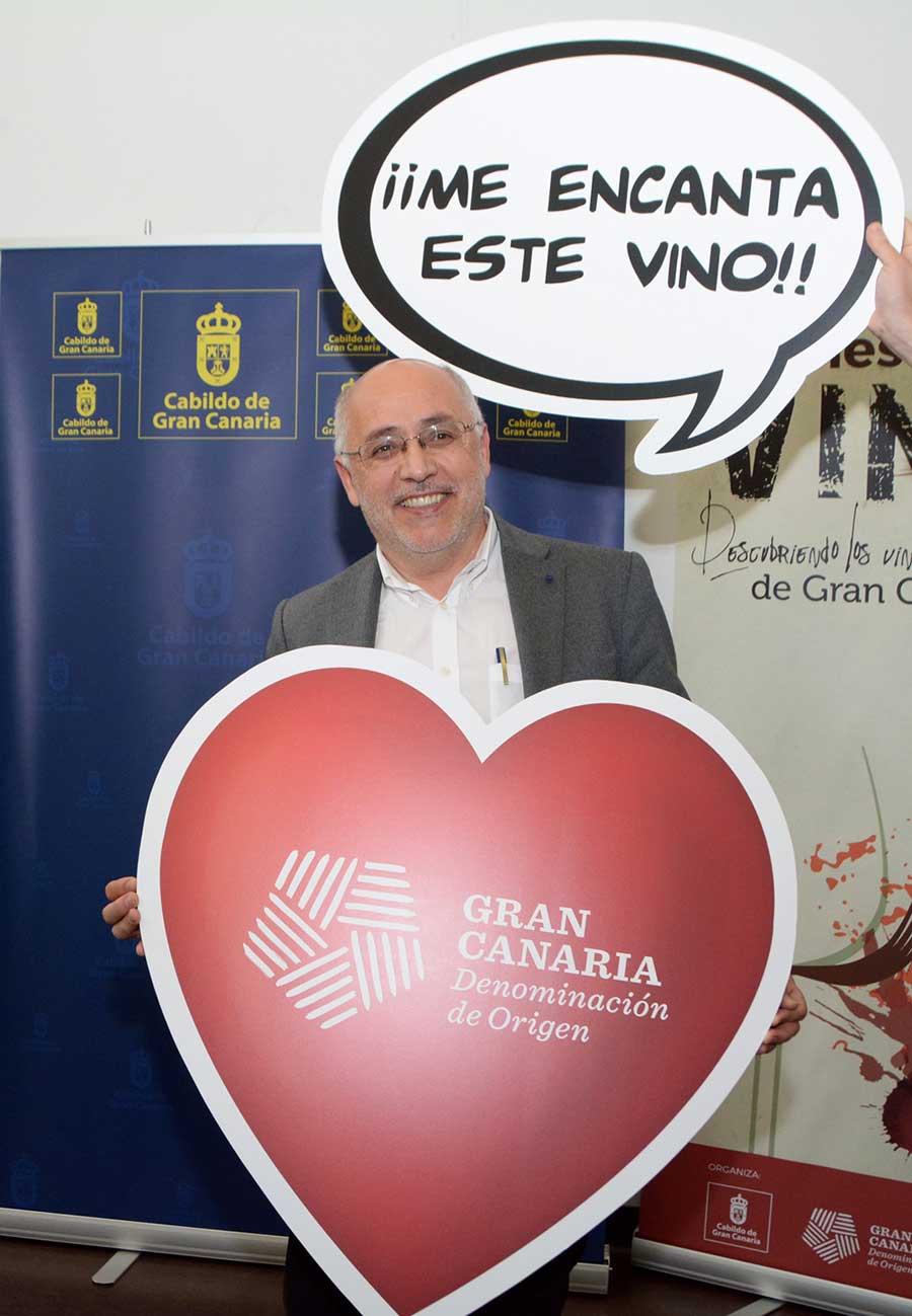 Gran éxito en el descorche 2015 de los Vinos  de la D.O. Gran Canaria