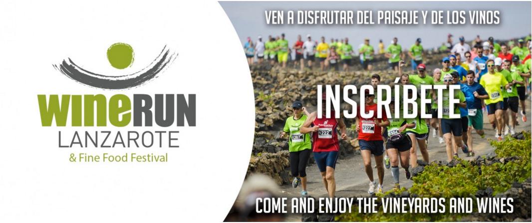 Wine Run Lanzarote. Abierto el plazo de inscripción